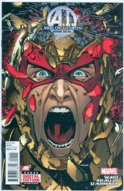 Age Of Ultron #10 AI First Print (2013) Marvel comic book